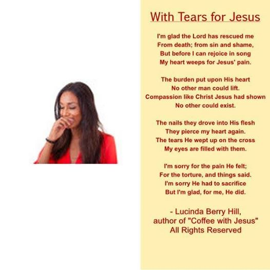 With Tears for Jesus
