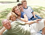 family-laying-in-line-10033338